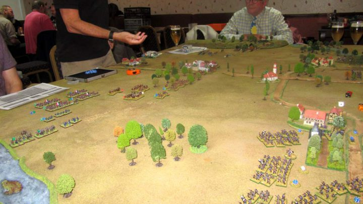 The Battle of Saint-Avold, 1870