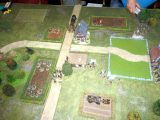 The Kirkwhelpington Skirmish, 1644