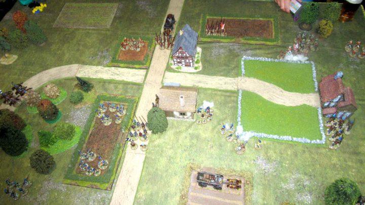 The Kirkwhelpington Skirmish, 1644