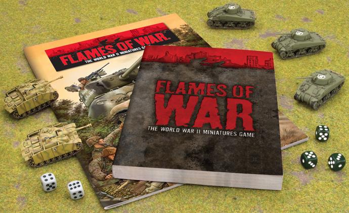Extern evenement: Flames of War Utrecht Mid War Kasserine to Kharkov