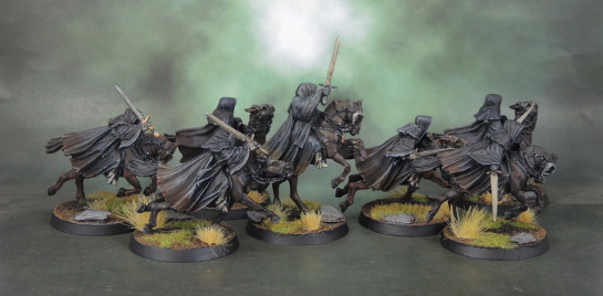 Simone's Lord of the Rings – SBG