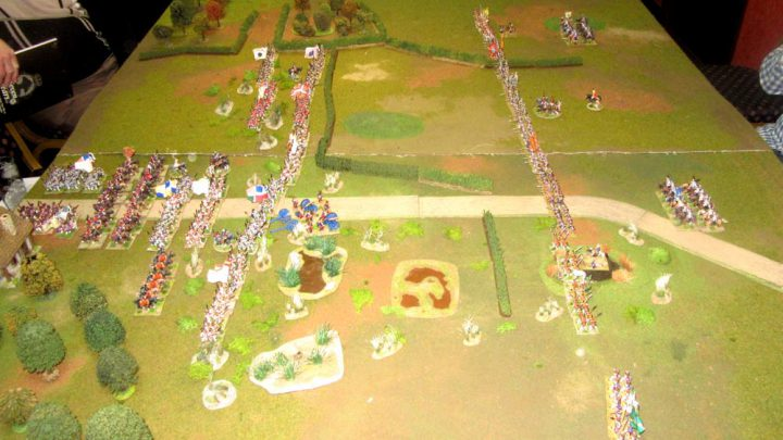 The Battle of Mehr, 1758